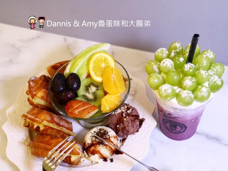 《新竹美食推薦》大遠百飲品【果家GOU JIA Fruit & Juice】浮誇系水果果昔飲料。冬季必喝熱果汁。好看好拍又好喝。季節限定。IG打卡點餐廳︱ (影片)