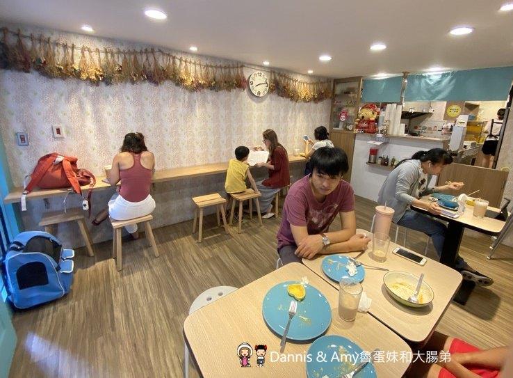 桃園龜山早餐篇︱日日春Brunch&Cafe。老公發現的溫馨小店