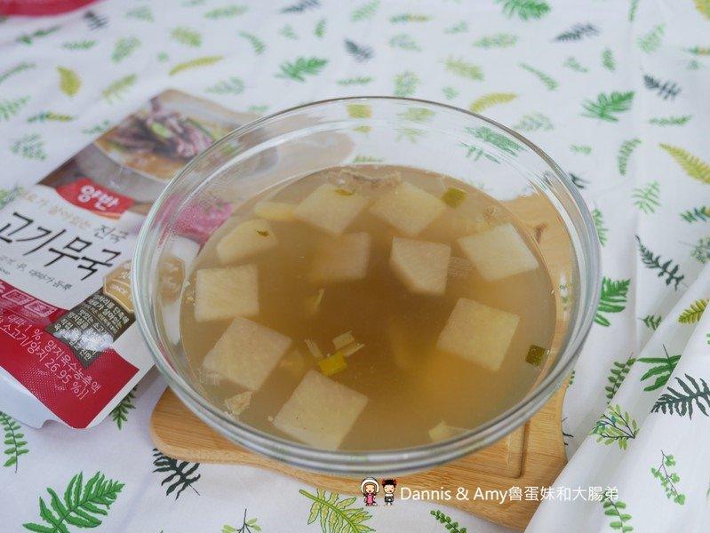 即食料理包︱韓國東遠湯包系列。正統韓食兩班湯料理加熱即食~在家簡單料理也能一秒到韓國